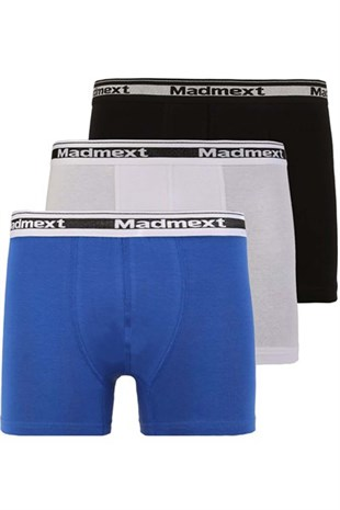05-5 Madmext Triple Boxer Set