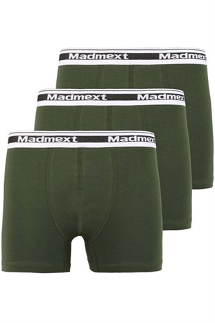 05-8 Madmext Triple Boxer Set
