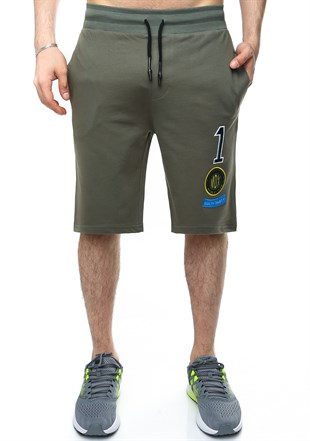 Madmext Casual Khaki Shorts 2411