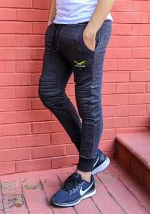 Madmext Slim Fit Smoked Joggers 2089