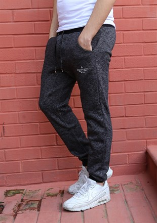 Mens Sweatpant In Printed Design  1616